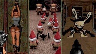 15 Craziest Secret Rooms In Video Games 2