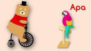 Птицы саванны Мишка Топа Веселая песенка для детей