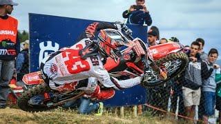 Motocross - Best Whips & Scrubs ft. Roczen / Gajser / Stewart