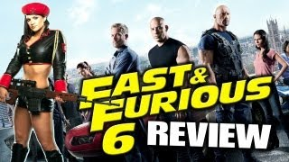FAST & FURIOUS 6 - Movie Review