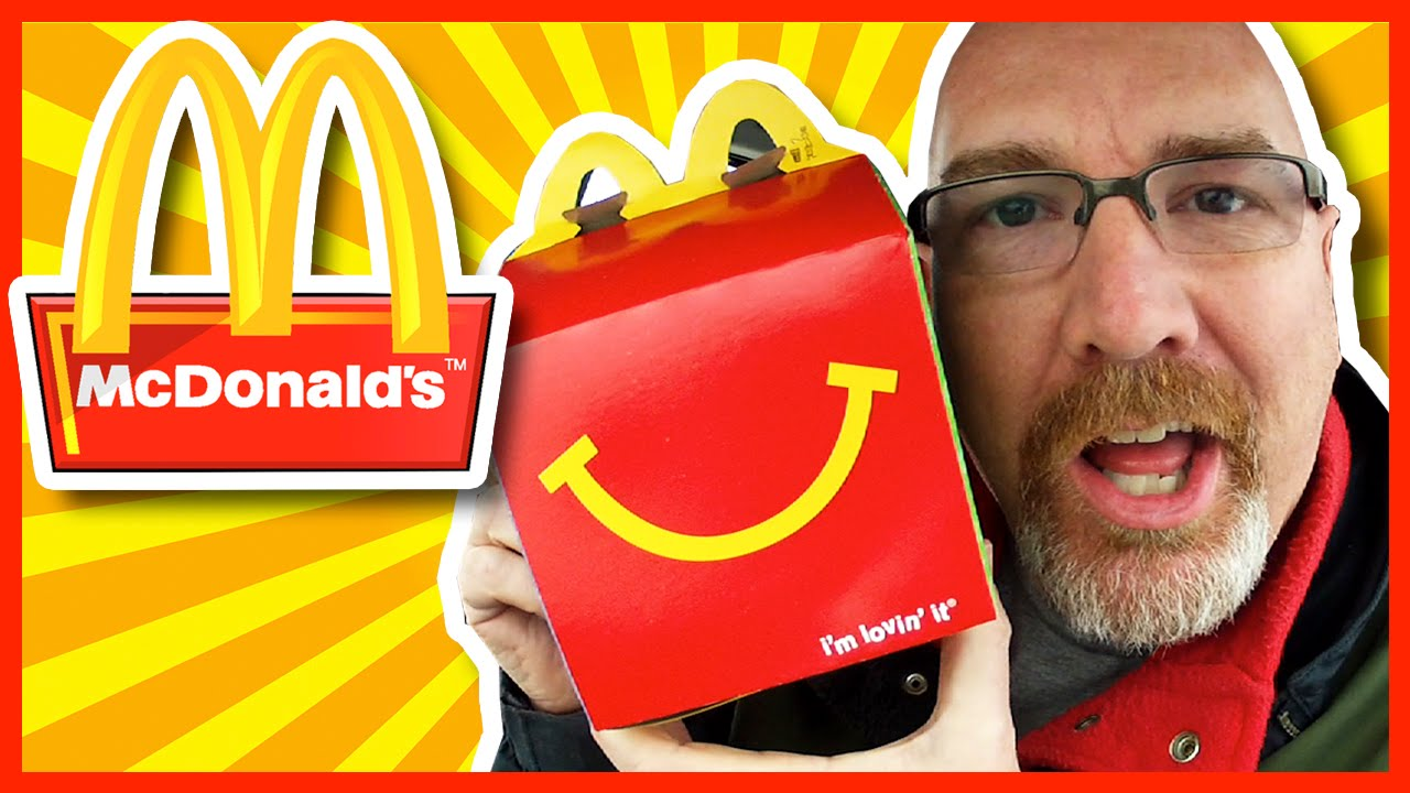 5 Happy Meals Challenge Mcdonalds 2570 Calories 3810 Sodium Kbdproductionstv