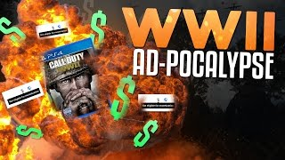 The Ad-Pocalypse for Call of Duty: WW2 (YouTube Demonetization Issues)