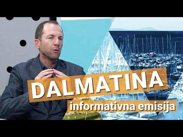 DALMATINA - gost Krune Pešić - Komunalac d.o.o. - Biograd