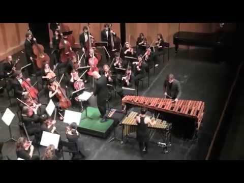 Toccata for vibraphone and marimba - Phil Gallo & Ching-Ping Wang.