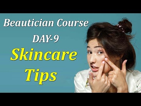 Beautician Course Day 9   Skincare Tips   Beauty Tips For Glowing Face   Sumantv Beauty