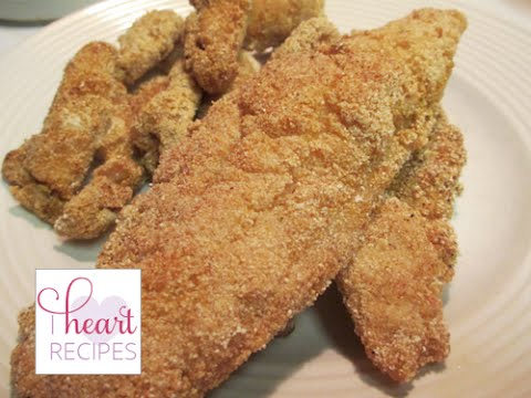 Video Catfish recipe fried