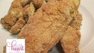 How To Fry Catfish : Fried Catfish Recipe