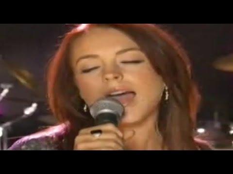 Lindsay Lohan - Over (Live on @AOL Sessions 2004)