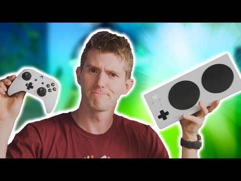 Is Microsoft the Good Guy? - Xbox Adaptive Controller