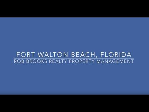 Fort Walton Beach Florida Rob Brooks