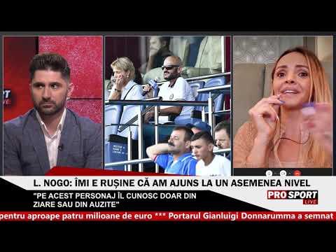 Laurette Nogo, în