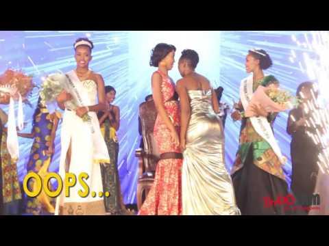 Steve Harvey Moment at Miss Tourism Zimbabwe