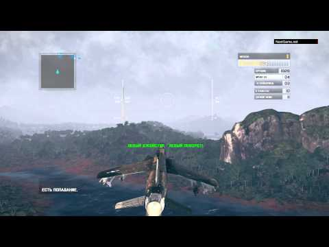 Air Conflicts: Vietnam - Начало игры (Gameplay) HD [1080p] (PS4)
