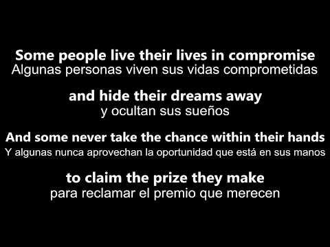 ♥ Once In A Lifetime ♥ Una Vez En La Vida ~ Michael Bolton - Letras En Inglés Y Español