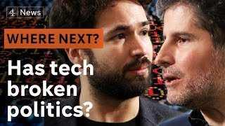 Tech's impact on politics post-Brexit: a darker world or a force for good?