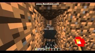 Как сделать механическую дверь в minecraft