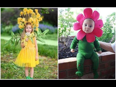 Disfraces De Plantas Y Flores Para Niños Youtube
