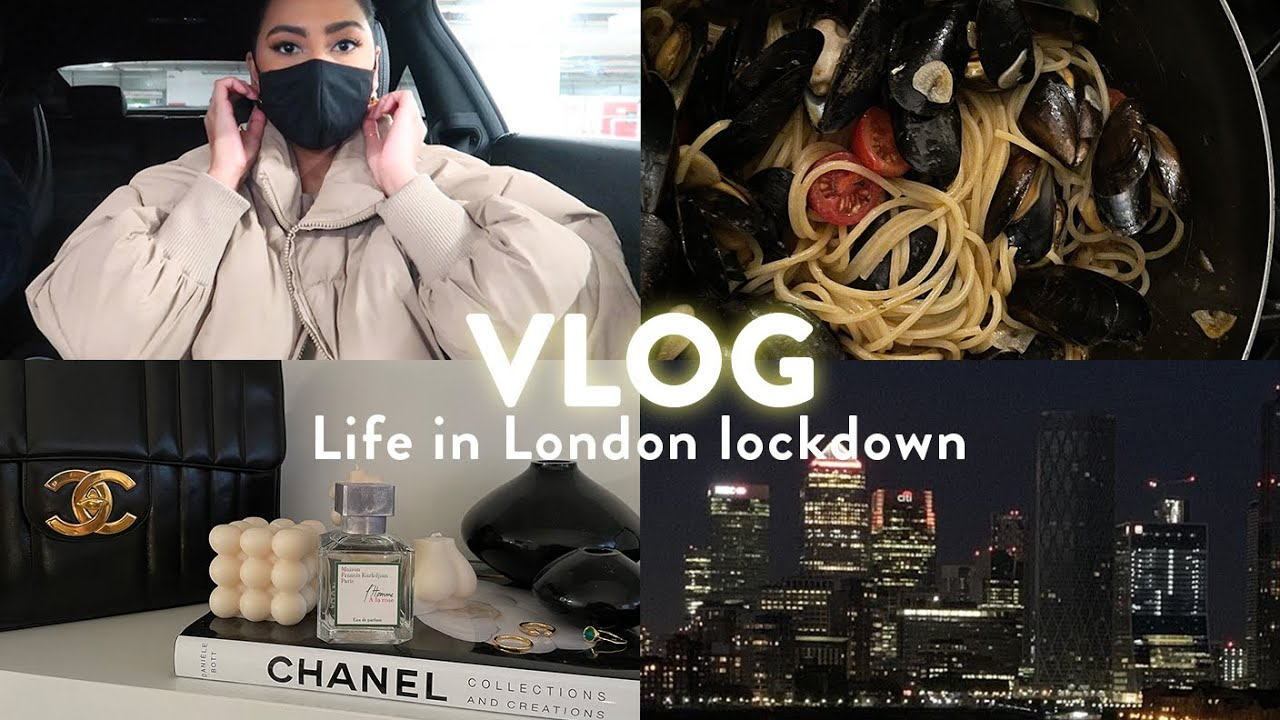 Download LONDON VLOG | LIFE IN LONDON DURING LOCKDOWN, SUPERMARKET TRIPS & COOK WITH ME!