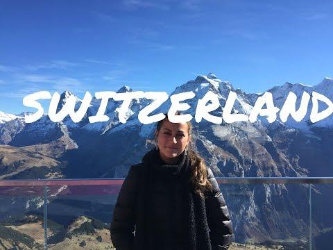 TRAVEL VLOG / SWITZERLAND