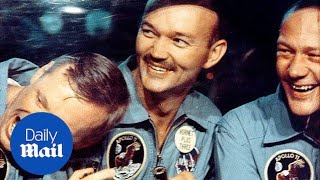 'The Eagle has landed': NASA releases Apollo 11 mission audio
