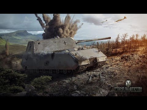 World of Tanks. Лучший лот на ЧР - Panhard EBR 75 FL10