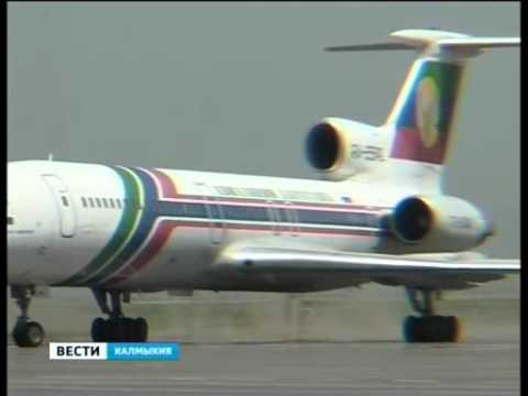 Элистинский аэропорт увеличивает рейсы