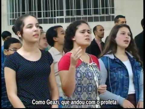 Quinta-feira 25/05/2017 | O Pão do Céu | Pr. Julio Cesar Santos | Joinville / SC