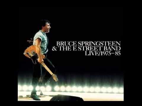 Bruce Springsteen - Racing In The Street - Live 75-85 (Vinyl)