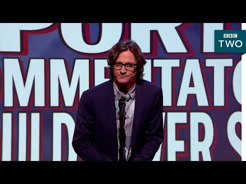 Download Youtube: Things a sports commentator would never say - Mock the Week: 2017 - BBC Two
