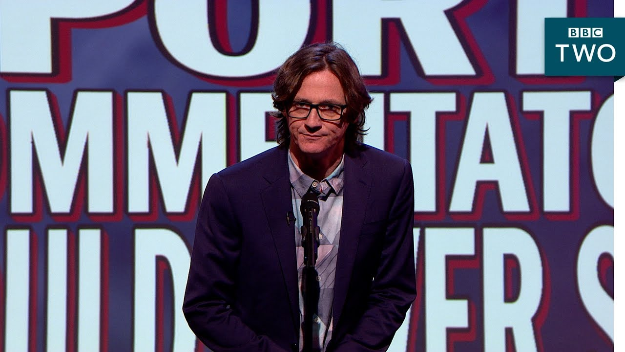 Things a sports commentator would never say - Mock the Week: 2017 - BBC Two