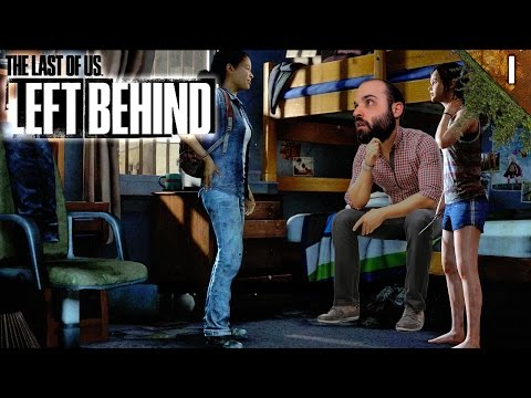 VOLVEMOS CON ELLIE Y EL DLC! | THE LAST OF US: LEFT BEHIND Gameplay Español