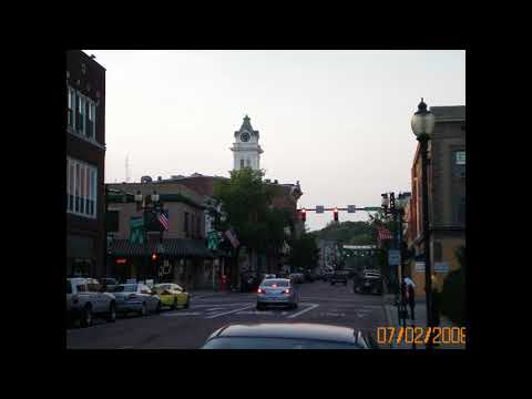 USA @ 10mph - Ohio - Picture Slideshow - 2008 - Pedal Bike Tour