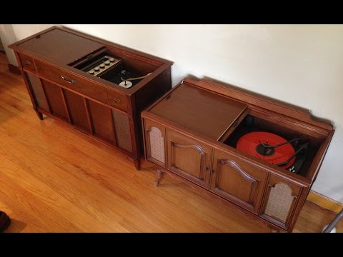 1960s Magnavox Astro Sonic Console Stereos (PART 2: Servicing & Testing)