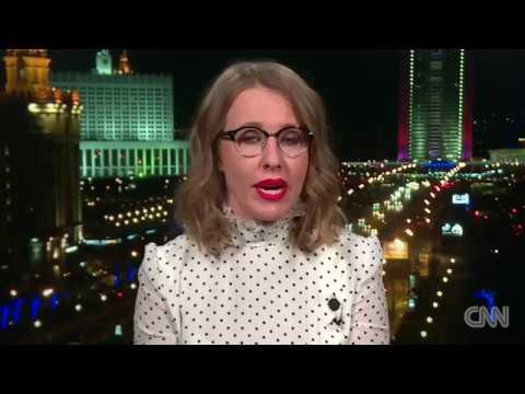 Kremlin stooge or crusading outsider? A socialite runs for Russian president