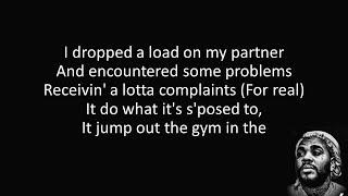 Kevin Gates - Yukatan (Lyrics)