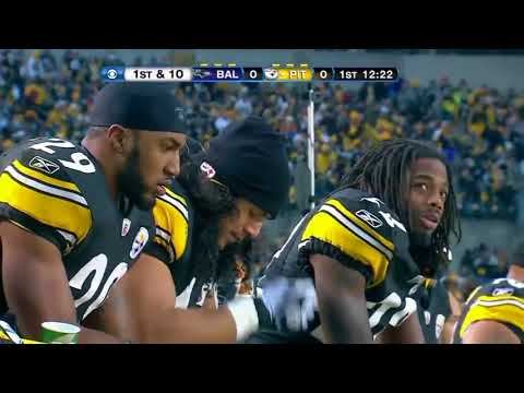 2010 Divisional Round Ravens @ Steelers