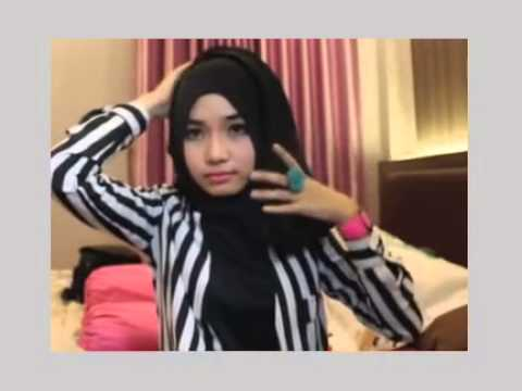 TUTORIAL HIJAB TOPI TERBARU - YouTube 5c3d56583b