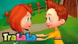 Dacă vesel se trăiește - Cântece pentru copii | TraLaLa