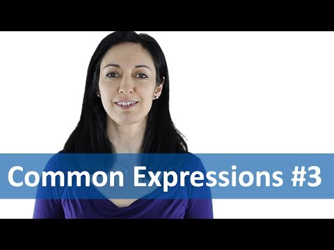 Common Daily Expressions #3 | English Listening & Speaking Practice - Anglo-Link  - MwZwh8xJ_Ng -