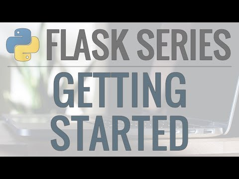 Python Flask Tutorial: Full-Featured Web App Part 1