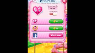 How to reset lives in Candy Crush as many times as you want in a day with any device