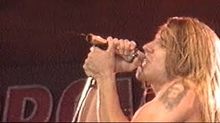 Red Hot Chili Peppers   Fire   Live Music Video   4K60