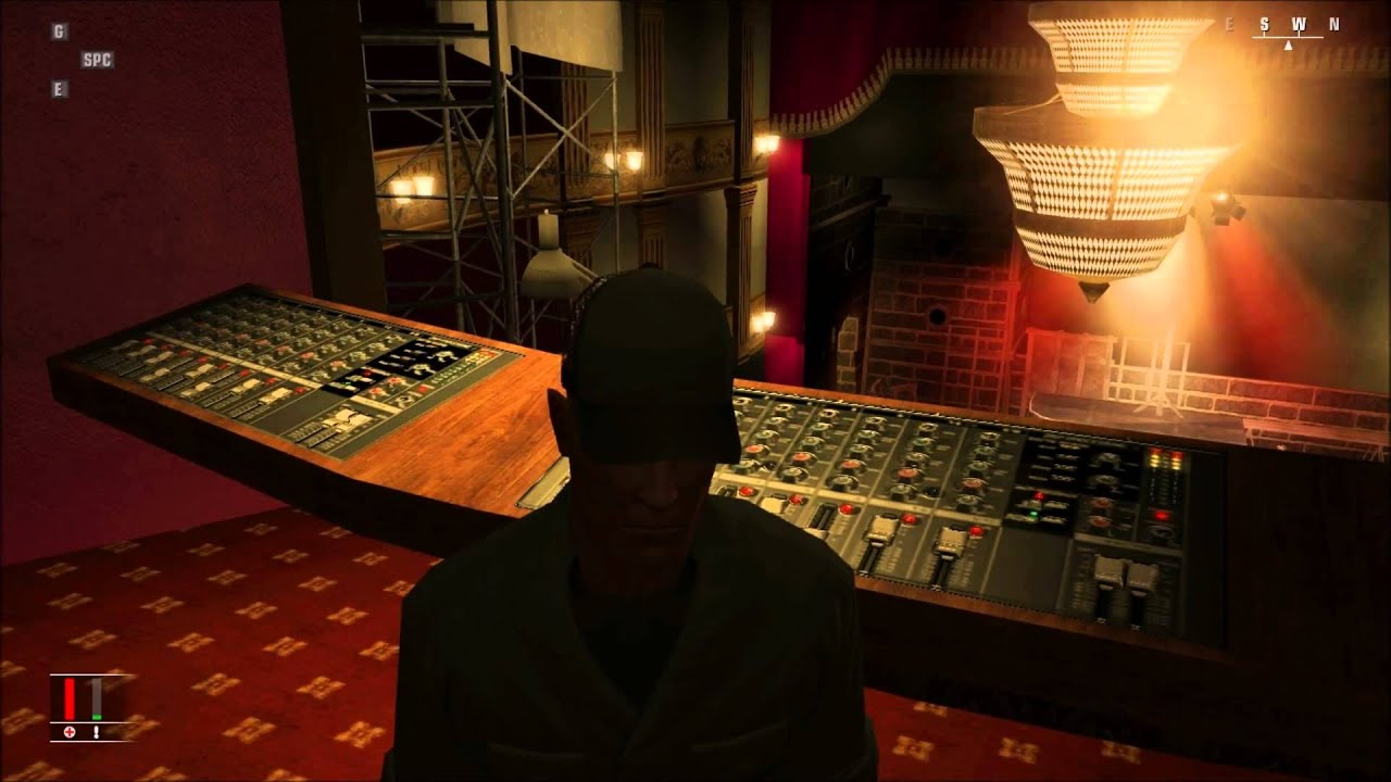 Hitman Blood Money Light Control Room