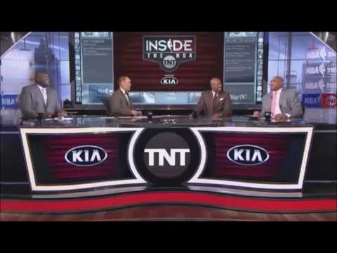 Inside The NBA: Charles Barkley Diss ESPN