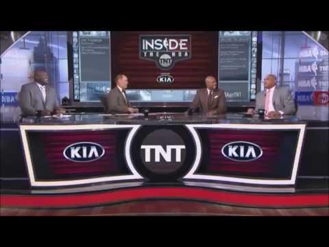 Inside The NBA: Charles Barkley Diss ESPN
