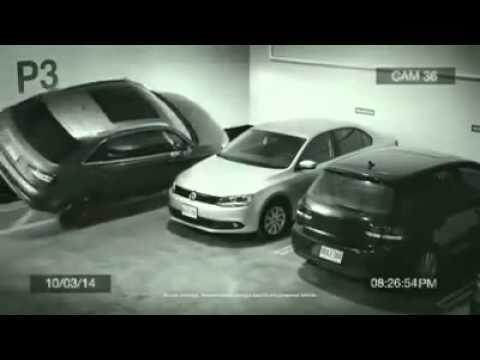 Audi Parking Hack