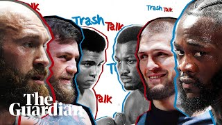 Why trash talk is much more than just the hype