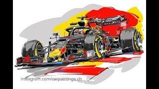Гран-при Германии - Квят на подиуме и всё такое.