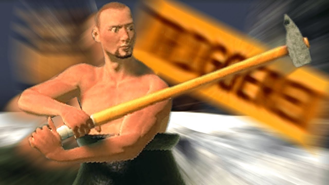 Getting Over It with Bennett Foddy - Twenty Sided