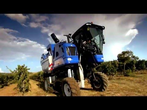 Braud-Traubenvollernter Serie 9000L